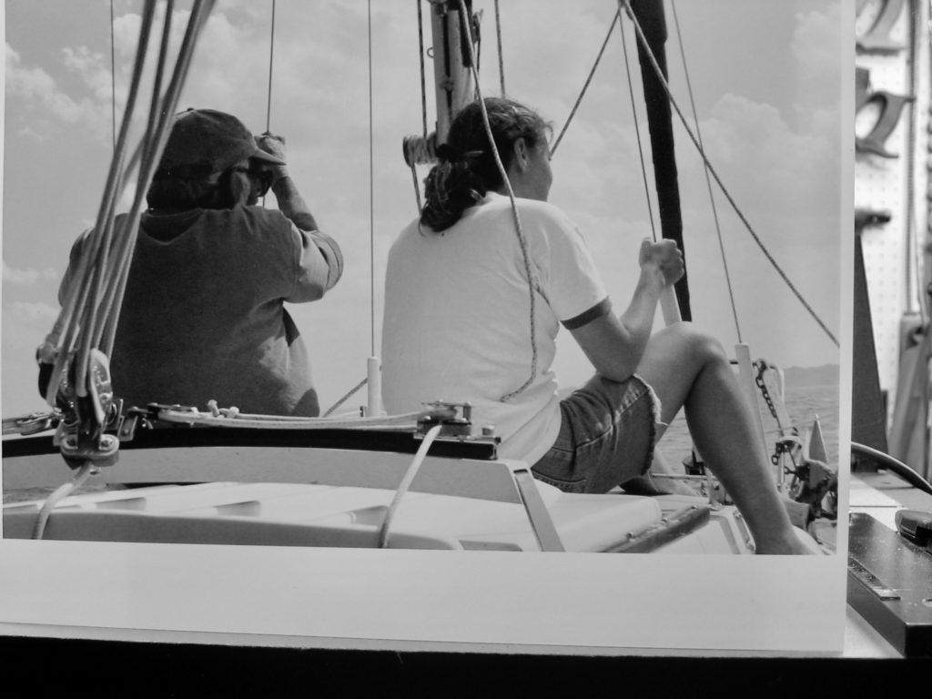 Aboard Uncommon Dream