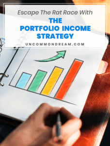 Escape The Rat Race With The Portfolio Income Strategy