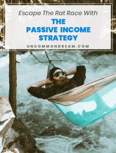 Escape The Rat Race With The Passive Income Strategy