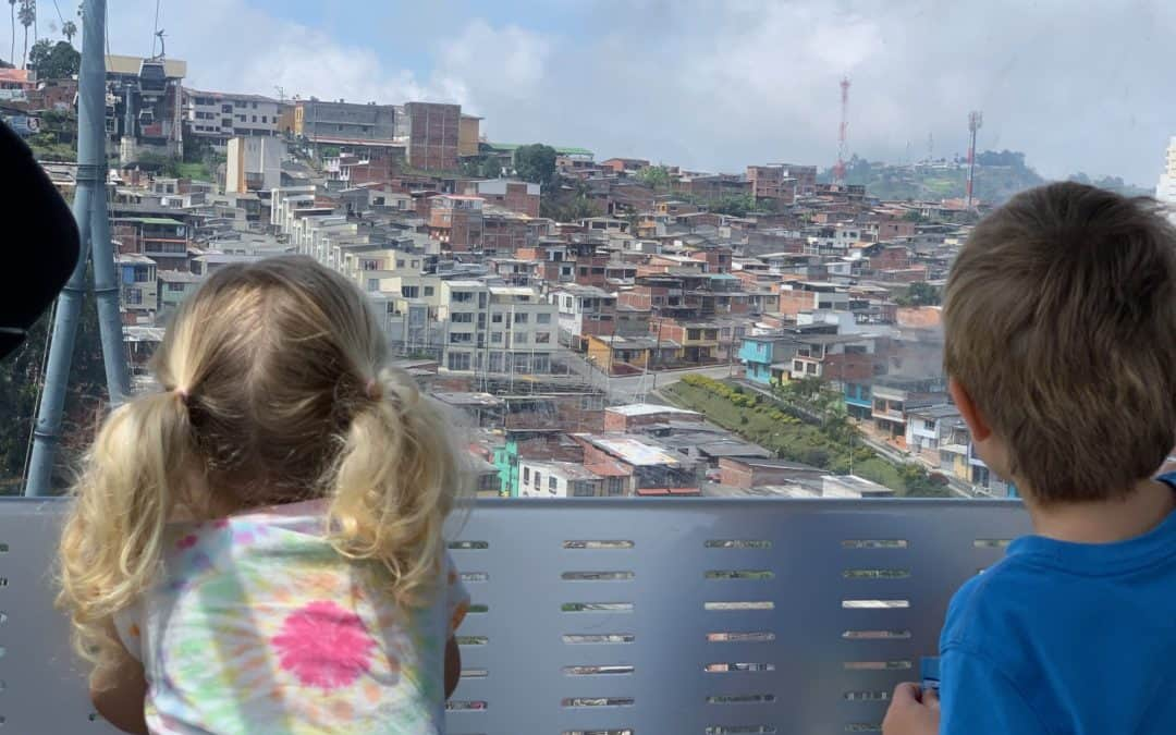 Three Reasons Why Life Abroad with Kids is Arguably MORE Awesome